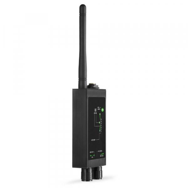 Detector Ultraprofesional de camere, microfoane, localizatoare spy si telefoane mobile, 12Ghz, MAXPROTECT10 [0]