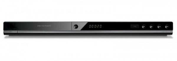 Reportofon Spion cu Detecție Vocală în DVD Player  - 70  de Ore Stocare - 4GB Memorie 0