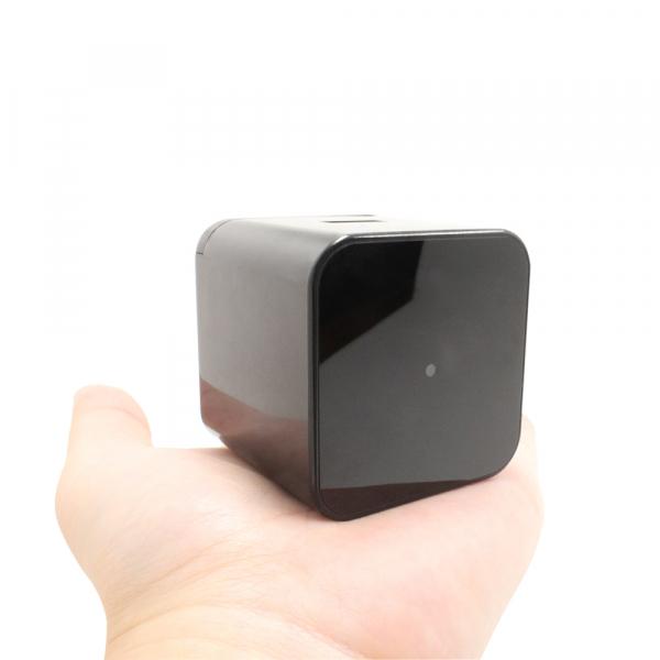 Camera Video Spy Ascunsa in Incarcator, Rezolutie 1280x720p, Wi-Fi Ip cu Nightvision, Senzor de Miscare, 128GB 1