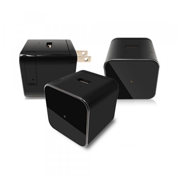 Camera Video Spy Ascunsa in Incarcator, Rezolutie 1280x720p, Wi-Fi Ip cu Nightvision, Senzor de Miscare, 128GB 3