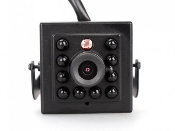 Mini modul camera spion profesionala Ip cu functie de night vision 0