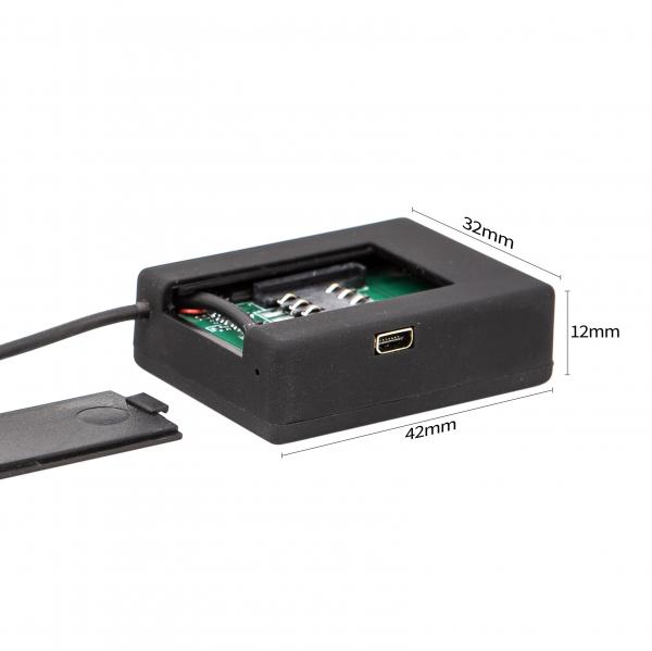 Microfon GSM Profesional spionaj auto cu AGPS pentru supraveghere masina X-tend EAR-AUTO 2