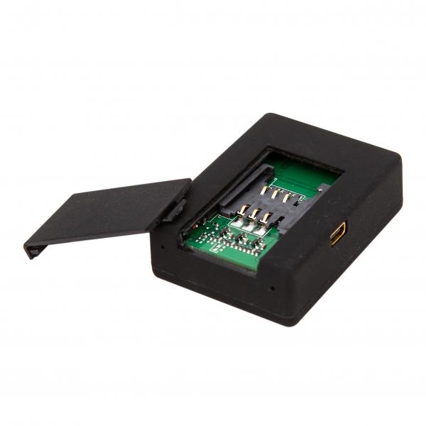 Microfon Spion GSM cu Activare Vocala pentru Ascultare in Timp Real | Comandare prin SMS | 3 Microfoane Incorporate | XSMG108 Model de Top 3