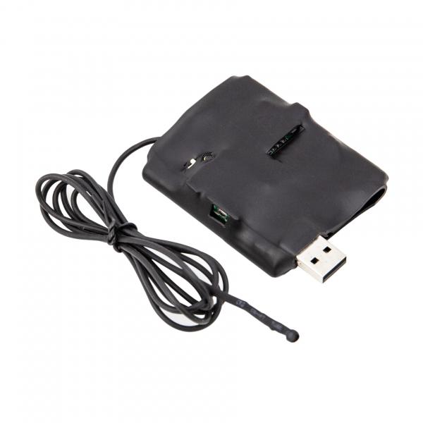 Microfon Spion Hibrid – Microfon GSM cu Activare Vocală + Reportofon 278 de Ore Stocare - Memorie 4GB 4