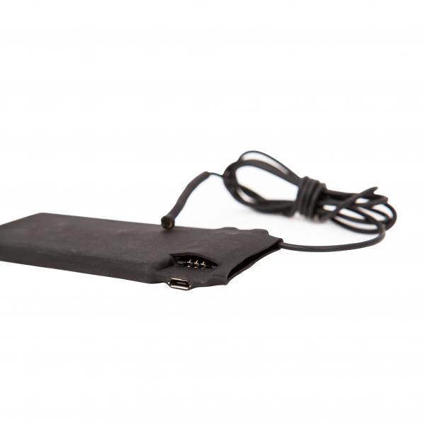 Microfon Spion Hibrid Profesional cu Modul Gsm + Reportofon + Agps RIB0082MMXTD, 5600 Ore Stocare, Microfon de 2 mm 4