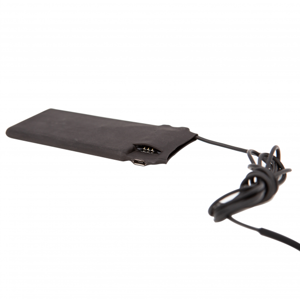 Microfon Spion Hibrid Profesional cu Modul Gsm + Reportofon + Agps RIB0082MMXTD, 5600 Ore Stocare, Microfon de 2 mm 1