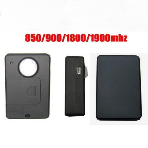 Microfon Spion GSM cu Senzor Miscare si Autonomie 30 de Zile 0