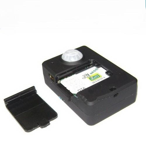 Microfon Spion GSM cu Senzor Miscare si Autonomie 30 de Zile 1
