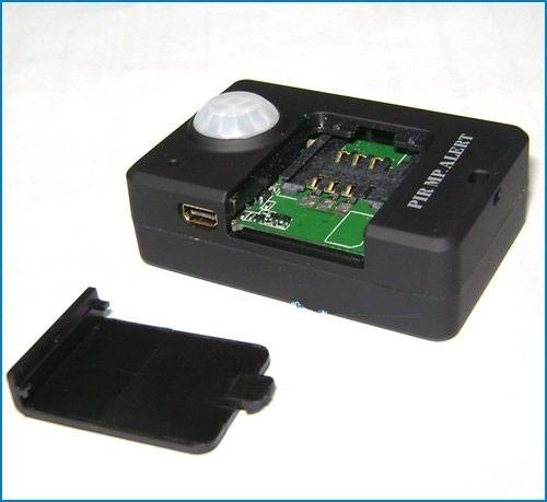 Microfon Spion GSM cu Senzor Miscare si Autonomie 30 de Zile 3