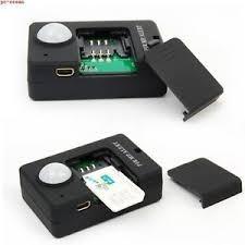 Microfon Spion GSM cu Senzor Miscare si Autonomie 30 de Zile 4