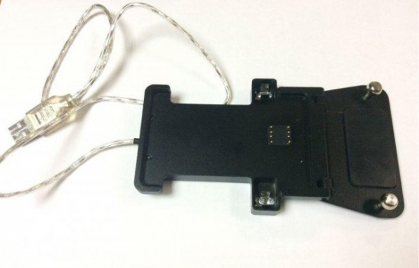 Reportofon spy programabil profesional mascat in card bancar , 1.5 mm Colibri [1]