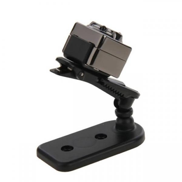 Microcamera video pentru spionaj cu senzor de miscare si night vision, 1920x1080p 1