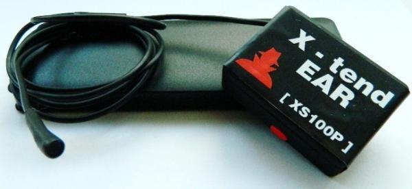 Microfon Gsm Spion cu Sunet Ultraclear | 30 de ore de Ascultare | 2 mm Microfon Extins | 30 zile autonomie X-tendEAR30 0