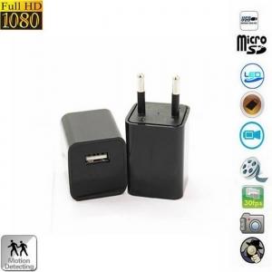 Incarcator USB Telefon cu Modul Camera Video Spy, Detector de Miscare si Alimentare Permanenta [2]