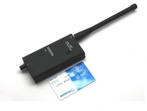 Detector Profesional de Microfoane si Camere Spion Detect 007 MAX 8 GHz, Bonus Husa Antiascultare1