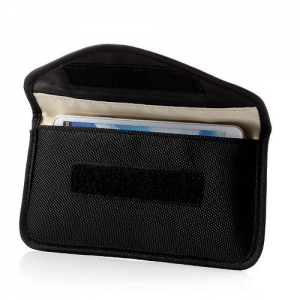Husa Neagra Anti-Ascultare Telefoane + Anticlonare Carduri , Solutie Profesionala JAMH-211 yy4
