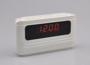 Ceas de Birou cu Cameră  Spion, HD  5 Mp , Senzor de Mișcare , 32GB , Model JSCM0832