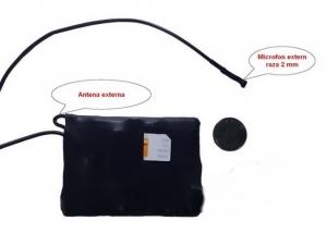 Localizator GPS Tracker Spy cu Microfon x-tend  - 12 Zile Autonomie0
