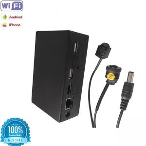 Microcamera IP Spion Profesionala cu Microfon | 6 Luni Inregistrari | Senzor de miscare | Aplicatie Dedicata | Inregistrare Ciclica | Camera X-tend pentru o mai buna camuflare | BlackBoxMaxIP882