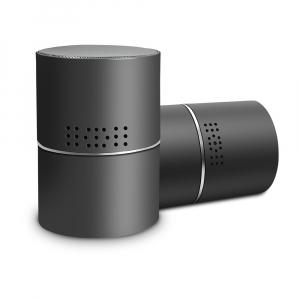 Boxă Bluetooth cu Cameră Video Spy, WI-FI, IP, P2P+DVR, Senzor de Mișcare, Lentilă Rotativă 330 de Grade0
