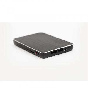 Cameră Video Spy Ascunsă în Baterie (PowerBank) cu Rezoluție 1920x1080P, Card 32GB, Senzor de Mișcare0