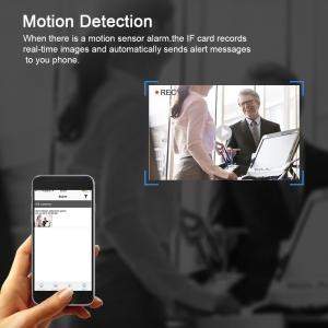 Camera Video DVR IP WiFi cu Senzor de Miscare Integrata in Ceas de Birou Spion | 1080P | 32GB | CSIP28887