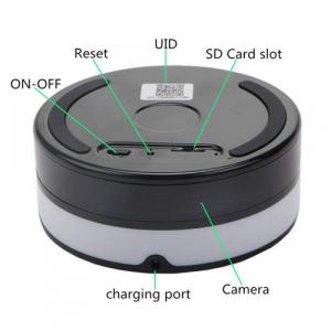 Încărcător Wireless cu Cameră Video Spy, Wi-Fi, Ip, P2P, Rezoluție 1920x1080p, Senzor de Mișcare, Lentilă 160 de Grade, 128GB3