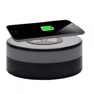 Încărcător Wireless cu Cameră Video Spy, Wi-Fi, Ip, P2P, Rezoluție 1920x1080p, Senzor de Mișcare, Lentilă 160 de Grade, 128GB0