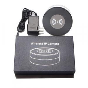 Încărcător Wireless cu Cameră Video Spy, Wi-Fi, Ip, P2P, Rezoluție 1920x1080p, Senzor de Mișcare, Lentilă 160 de Grade, 128GB4