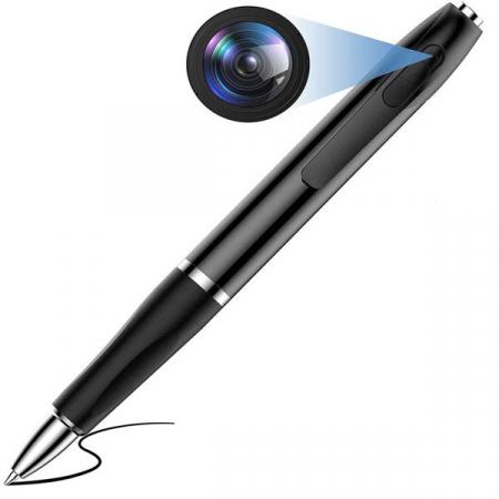 Camera Video Spy Integrata in Pix cu Rezolutie 1080 Full HD, 64 GB [1]