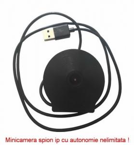 Camera Video de Spionaj DVR + IP Wi-Fi Profesionala P2P Usor de Ascuns OZIIPWIFI ( Recomandat la Integrari )2