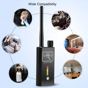 Detector Ultraprofesional de Camere Video Spion, Microfoane si Localizatoare GPS, 8.7 GHz, MAXPROTECT08, Husa Antiascultare Bonus6