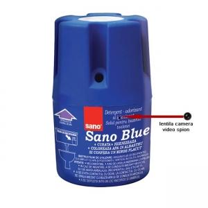 Cameră Video Spy Ascunsă în Igienizator Baie cu Senzor de Mișcare, Telecomandă și Rezoluție 1920x1080p0
