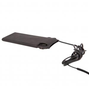 Microfon Spion Hibrid Profesional cu Modul Gsm + Reportofon + Agps RIB0082MMXTD, 5600 Ore Stocare, Microfon de 2 mm1