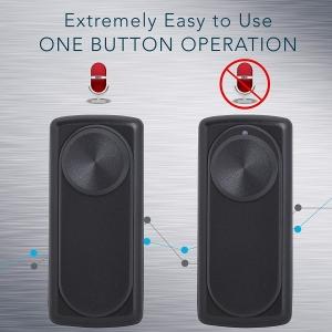 Modul Reportofon 8GB, Activare Vocală, 20 de Ore Autonomie și Capacitate de Stocare 90 de Ore, Model DOTON 9mm Grosime3