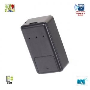 Microfon Gsm Spy cu Activare Vocală Setabila + AGPS, Dimensiuni Minime - Model MN11G+  20183