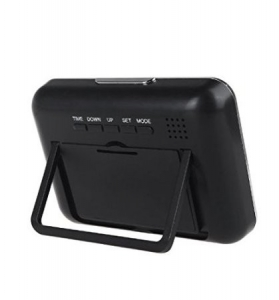 Ceas de birou cu camera video wi-fi ip p2p tip oglinda spion, detector de miscare, 1920x1080p2