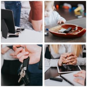 Cameră Video Spion cu Reportofon în Stick USB de Memorie | Autonomie Baterie - 5 Ore în Modul Video | Funcție Reportofon - 26 de Ore | Suportă Micro-SD Card de Maxim 32GB6