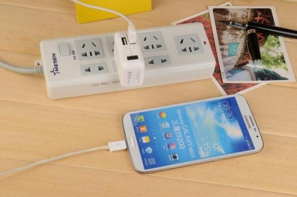 Incarcator Telefon-Tableta cu Camera Video Spion, Rezolutie 1080p, Senzor de Miscare, 32GB, Alimentare Permanenta