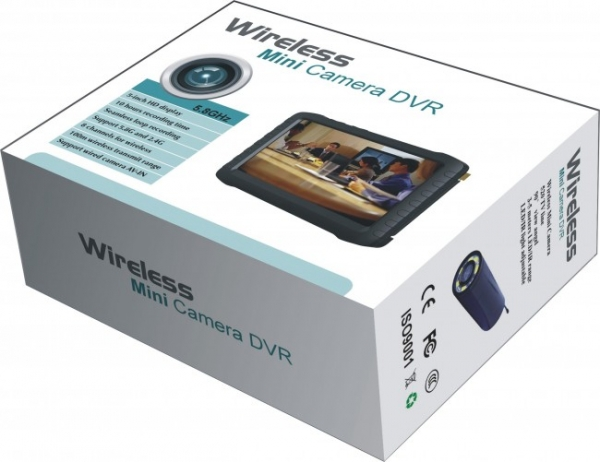 Receptor DVR Wireless DVRTE968HW58