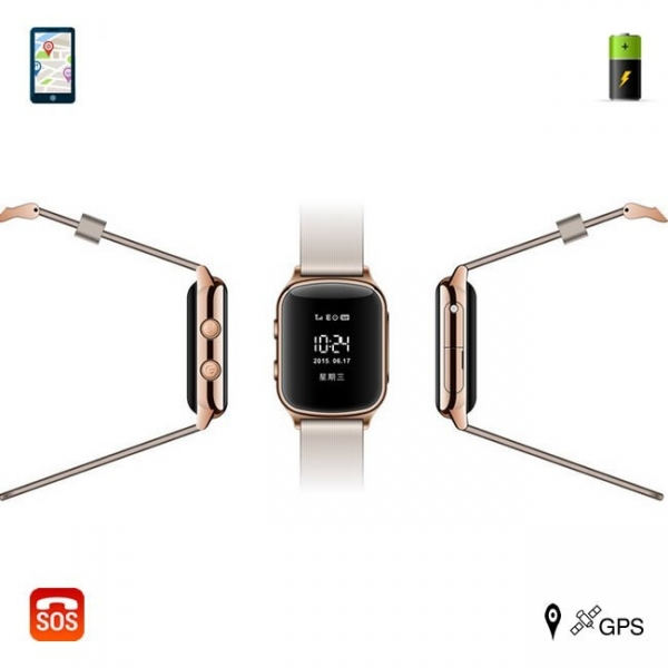 Localizator GPS mascat in ceas de mana
