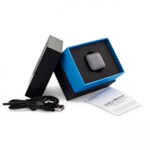 Mini Reportofon Activare Vocala si Parola De Protectie - -24 de ore Baterie - 4GB- 286 de ore - 1536 kbps, Model Profesional aTTo 4GB