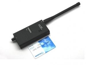 Detector ultraprofesional de microfoane si camere spion Detect 007 MAX 8,7 GHz