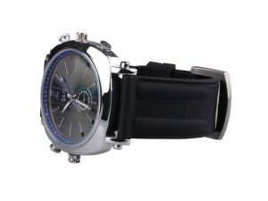 Camera video spy 4032 x 3024 FULL HD  cu infrarosu in ceas de mana JSIR095