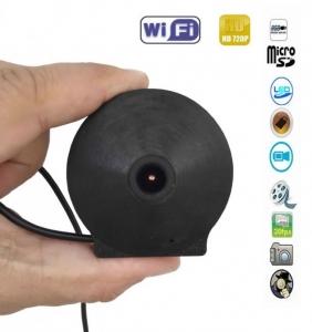 Camera Video de Spionaj DVR + IP Wi-Fi Profesionala P2P Usor de Ascuns OZIIPWIFI ( Recomandat la Integrari )
