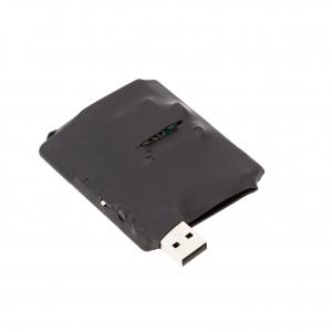 Microfon Spion Hibrid - GSM + Reportofon Spy -  activare vocala dubla - 73 de ore stocare - Model ACCOMB73