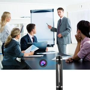 Camera Video Spy Integrata in Pix | Functii: Filmare, Fotografiere si Reportofon | Rezolutie Video: 1280x720 HD | Memorie: Card Micro-SD de pana la 32GB |
