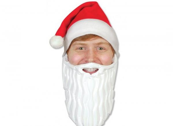 Barba gonflabila de Mos Craciun 0