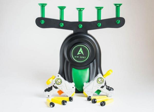 AirShot - Tir cu Tinte Suspendate in Aer 1