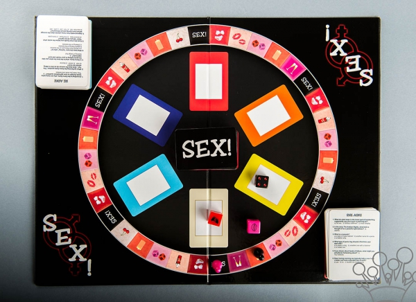 Amazing Sex Boardgame 1